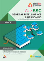 SSC Reasoning Book for SSC CGL, CHSL, CPO and Other Govt. Exams (English E-Book)