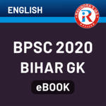 BPSC 2020 Bihar State GK eBook (English Medium)