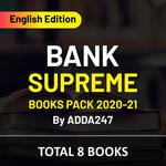 Bank Supreme Books Pack 2021 (English Printed Edition) By ADDA247