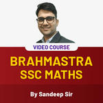 Brahmastra Maths for SSC CGL (Video Course)
