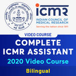 Indian Council Of Medical Research (ICMR) Online Coaching 2020