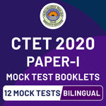 CTET Paper -I 2020 (12 Mock Test Booklets): Printed Edition