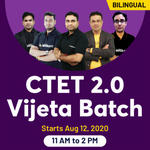 CTET Exam 2020 live online classes विजेता  2.0 Batch  | Complete Bilingual classes