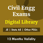 Civil Engineering Exam Digital Library eBooks for (PSU's & State AE/JE) and Others 2021-22