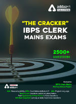Cracker for IBPS Clerk Mains 2021 | IBPS Clerk Mains Complete eBooks in English by Adda247