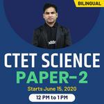 CTET Science Paper 2 | Bilingual | Live Class