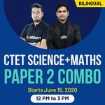 CTET Science+Maths Paper II | Crash Course | Bilingual | Live Classes