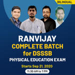 DSSSB Online Classes for Physical Education Exam 2020 | Complete Bilingual Batch by Adda247