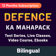 Defence Ka MAHA Pack (Live Classes | Test Series | Ebooks) AFCAT | CAPF ACs I CDS | INET
