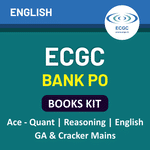 ECGC PO Books kit | Complete ECGC PO Syllabus, ECGC Bank PO Study Material in English Medium by Adda247