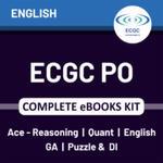 ECGC PO 2021 Complete eBooks Kit (English Medium)