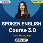 Online Coaching Classes for English Speaking Course 2020 | Complete Bilingual Batch 3.0
