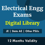 Electrical Engineering Exam Digital Library eBooks for (PSU's & State AE/JE) and Others 2021-22