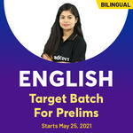 English Target Batch For Prelims | Bilingual (Hinglish) | Live Classes By Adda247