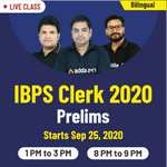 IBPS Clerk 2020 Online Coaching for Clerk Prelims | Complete Bilingual Batch by Adda247