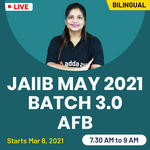 JAIIB Online Coaching Classes for Accounting And Finance For Bankers (AFB) | Complete Target Batch May 2021 by Adda247