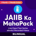 JAIIB KA Maha Pack (Validity: 1 + 1 Months)