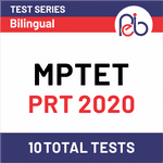 MPTET PRT 2020 (Bilingual) Online Test Series