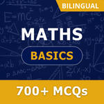 Maths Basics 2021 Online Test Series
