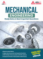 Mechanical Engineering Study Notes and Most Important Questions English Medium