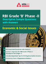 Economic & Social Issue Descriptive Sample Questions with Answers eBook for RBI Grade B Phase-II 2021