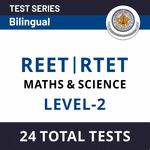 REET Mock Tests 2021 Mathematics and Science Online Test Series for REET (Level-2) by Adda247