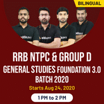 General Studies for SSC CGL, CHSL, CPO, and Stenographer 2020 Live Online Classes for (Pre+Mains) | Complete Bilingual Foundation 3.0 batch