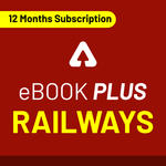 Railway eBook Plus: (Validity: 12 Months)