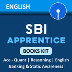 SBI Apprentice Books Kit 2020-21 (English Printed Edition)
