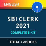 SBI Clerk Complete eBooks Kit 2021 (English Edition) By ADDA247