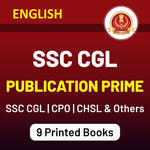 SSC Publication Prime for CGL, CHSL, CPO and Other Exams (In English Printed Edition) Special