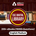 SSC Digital Library E-Books Package (English Medium)