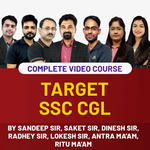Target SSC CGL 2019 Complete (Video Course)
