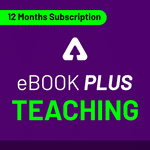 Teaching eBook Plus: One Month Subscription (Validity: 12 Months)