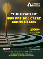 Cracker for IBPS RRB PO Mains 2021 | RRB Clerk Mains Complete eBook | Digital IBPS RRB PO eBooks in English by Adda247