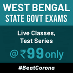 West Bengal State Govt.Exams Package