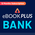 Bank eBook Plus Pack (Validity 12 months)