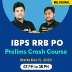 IBPS RRB PO Online Coaching Classes | Crash Course For RRB PO Prelims | Bilingual Batch by Adda247