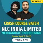 Mechanical Engineering | NLC LTD  | CRASH COURSE COURSE  Batch | Bilingual | Live Classes