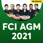 FCI AGM (General Administration) 2021 - Complete Bilingual Live Classes by Adda247