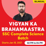 SSC Online Live Classes for Science (Vigyan ka Brahamaastra Batch) | Complete Bilingual Classes by Adda247