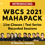 WBCS KA MAHAPACK | Complete WBCS 2021 Preparation | Prelims, Mains and Optional (History) with Mock Test Series (Validity 12 + 12 Months)
