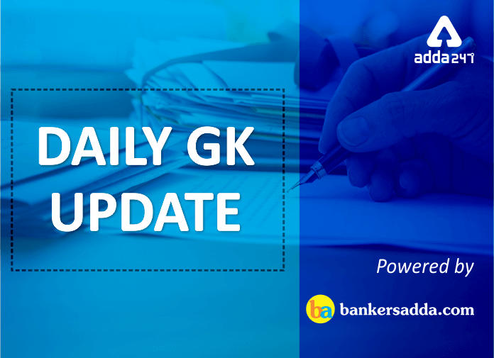 Daily Current Affairs 30th August 2019 | Daily GK Update_40.1