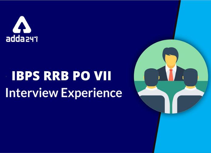 IBPS RRB PO VII Interview Experience - Sagar Singh_40.1