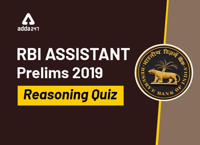 RBI Assistant Prelims Reasoning Daily Mock 3 February 2020: Syllogism_40.1