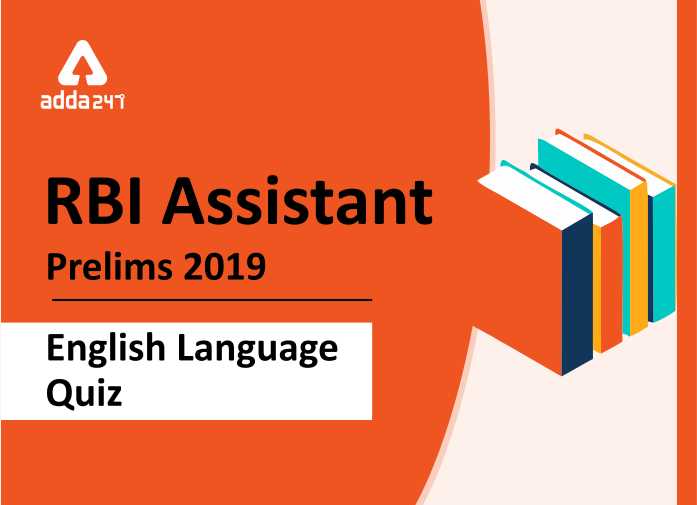 RBI Assistant Prelims English Daily Mock 4th February 2020 Reading Comprehension Practice Set_40.1