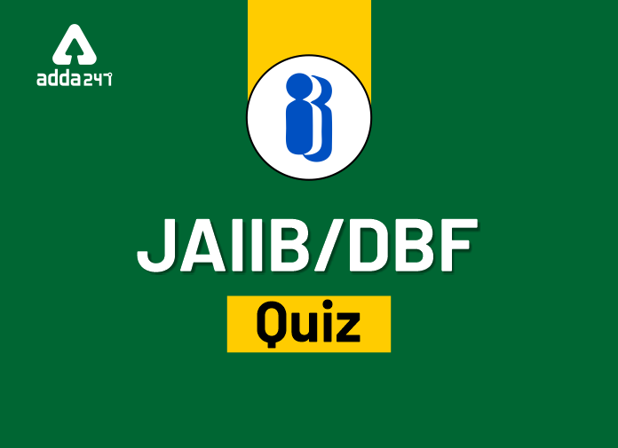 JAIIB/DBF Quiz based on PPB (Principle and Practices of Banking) Paper-1: Cheque, PART-2_40.1