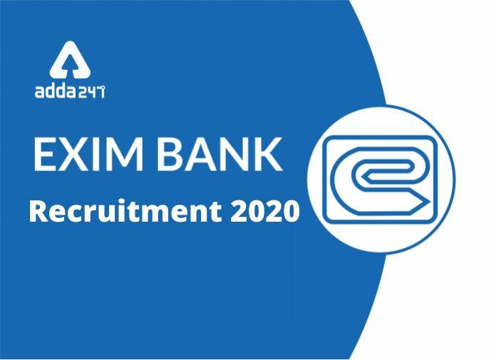 EXIM Bank Recruitment 2020: Apply Online for 22 Officers Post_40.1