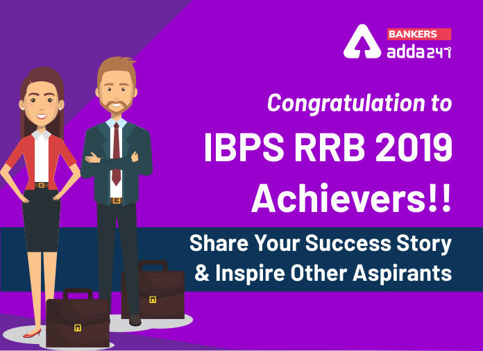 Congratulation to IBPS RRB 2020 Achievers!! Share Your Success Story and Inspire other Aspirant_40.1