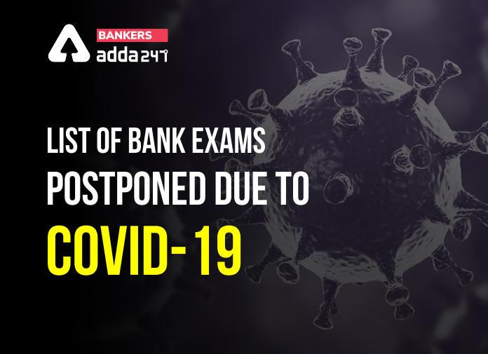 List of Bank Exam Postponed: Check Postponed Exams SBI, RBI Assistant, SEBI Grade A, LIC AAO_40.1